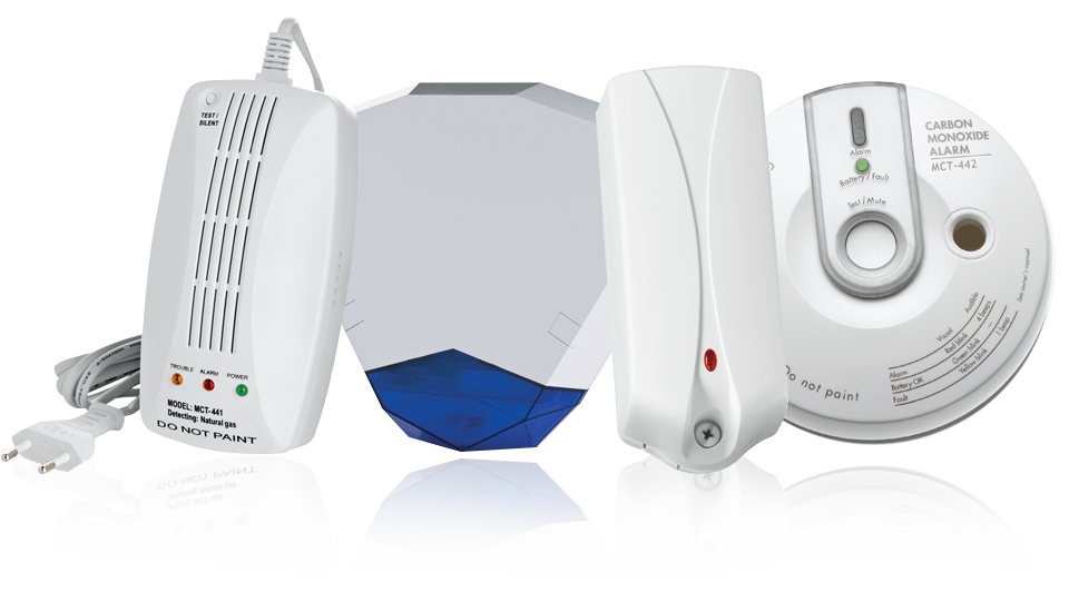 Glossary  Support  Visonic Wireless Security